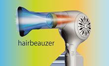 常識を覆す特殊セラミックスヘアドライヤー・ヘアビューザー